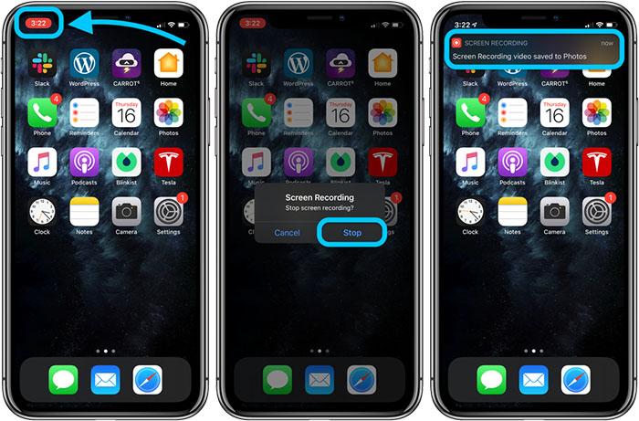 iOS教程:如何在 iPhone 或 iPad 上录制屏幕?